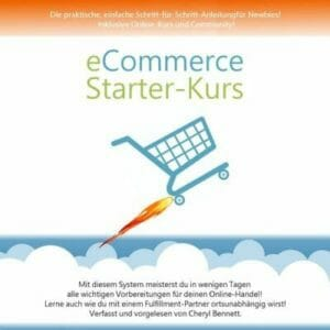 ecommerce starter kurs hörbuch cover