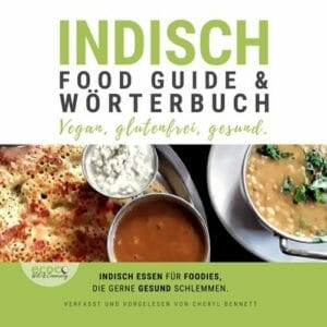 indisch essen hörbuch food guide wörterbuch audio book cover 500